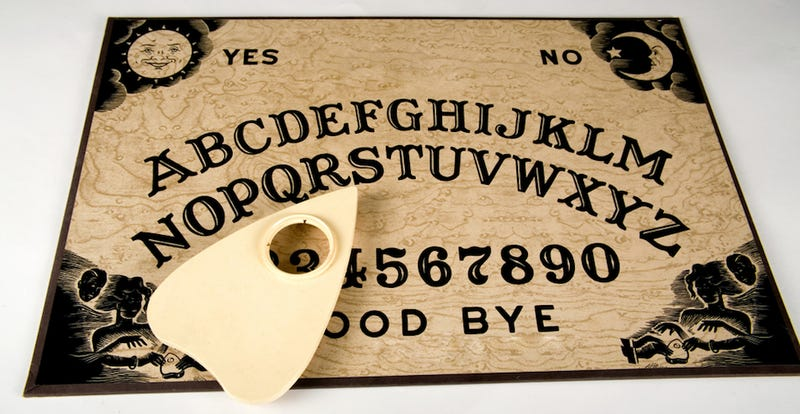 How the Ouija Board Became the Mouthpiece of the Devil