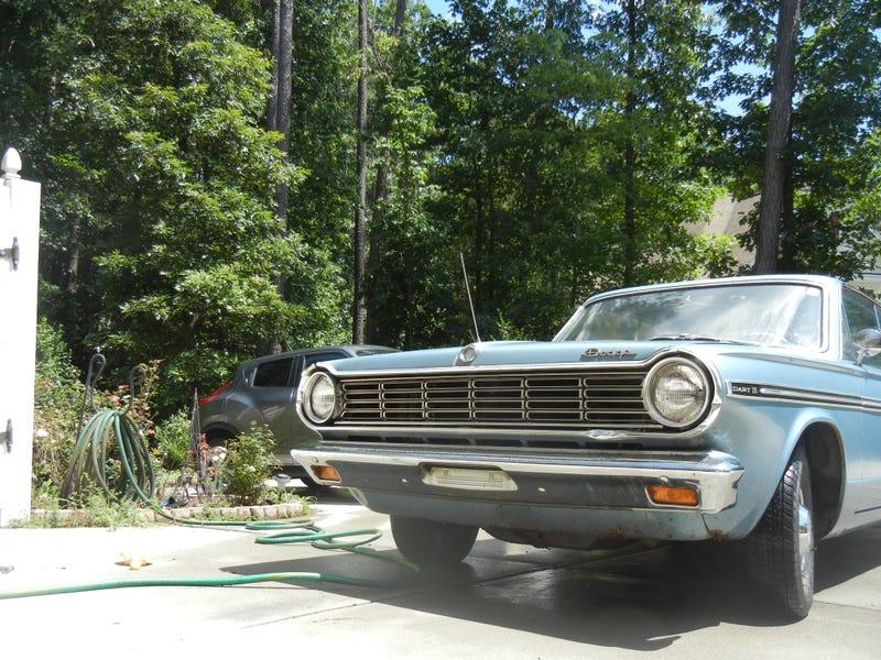 I think I'm selling the Dodge