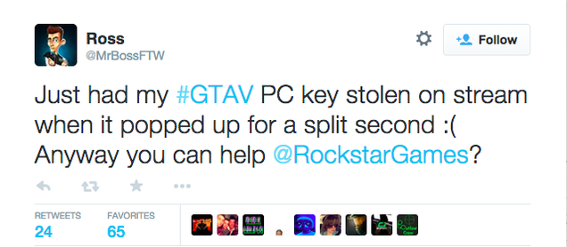 GTA V Streamers Get Their Games Stolen By Viewers