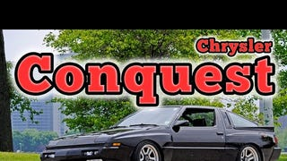 The Chrysler Conquest Is A Lot Like Chicago
