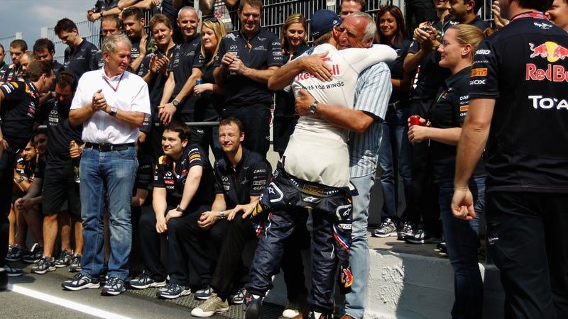 Pictures from the 2011 Spanish Grand Prix