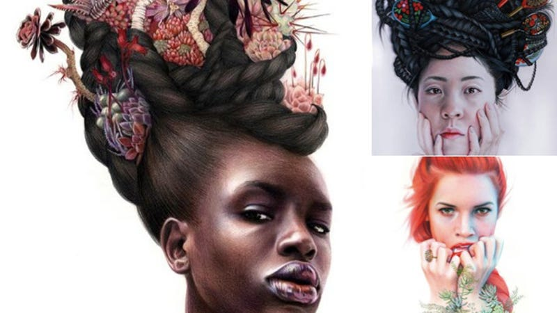 These Drawings Done With Just Pencils Are So Damn Good, I Don't Even