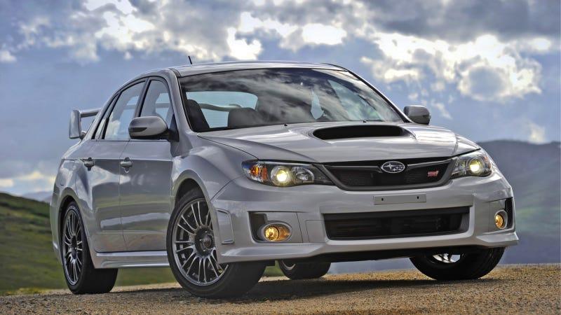 Subaru WRX And STI Reportedly Killed Off In Great Britain