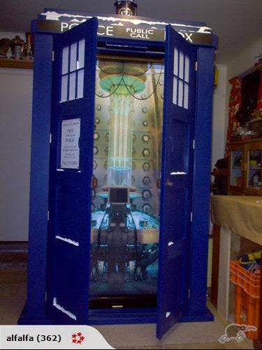 Doctor Who Bed