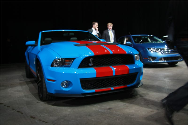 2009 Detroit Auto Show: Every Day One Reveal!