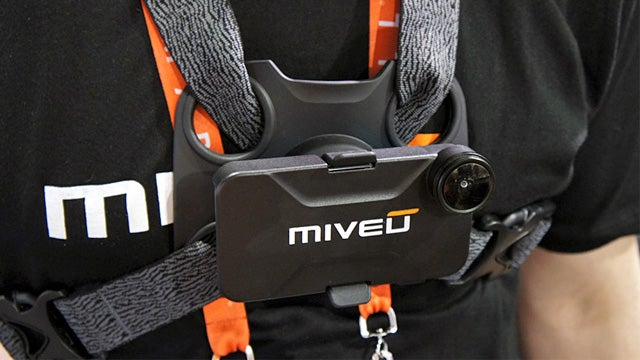 MiVeu Straps Your iPhone To Your Chest For Nipple Level POVs
