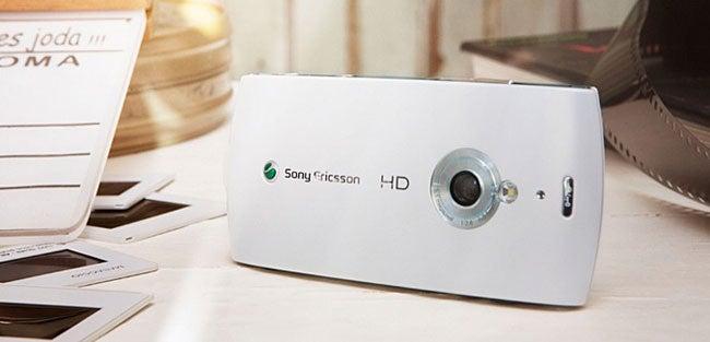 Sony Ericsson Vivaz Pro: Ultra-Thin HD Recording, Physical Keyboard Join Vivaz Line