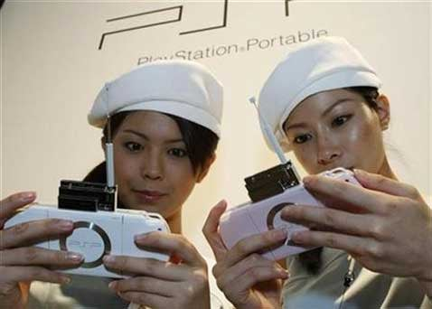 Sony Sells 250,000 PSP Slims in Japan in Four Days
