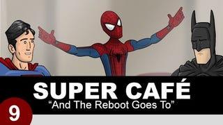 Superman and Batman talk awards and reboots