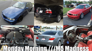 The Best 5 BMW E39 ///M5s For Sale On The East Coast