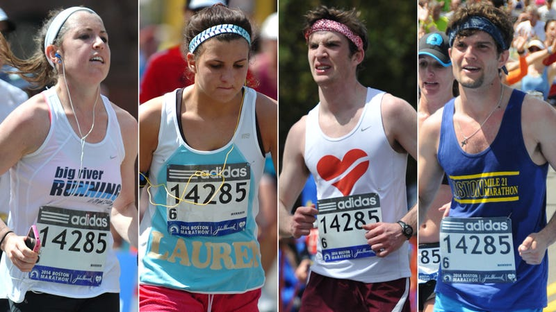 Do You Know These Runners? Because They're Probably Bastards.