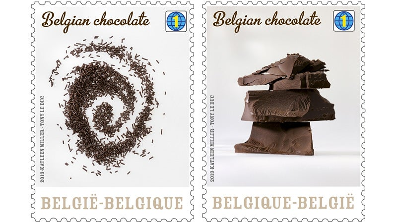 The US Postal Service Could Easily Turn Things Around With Belgian Chocolate-Flavored Stamps