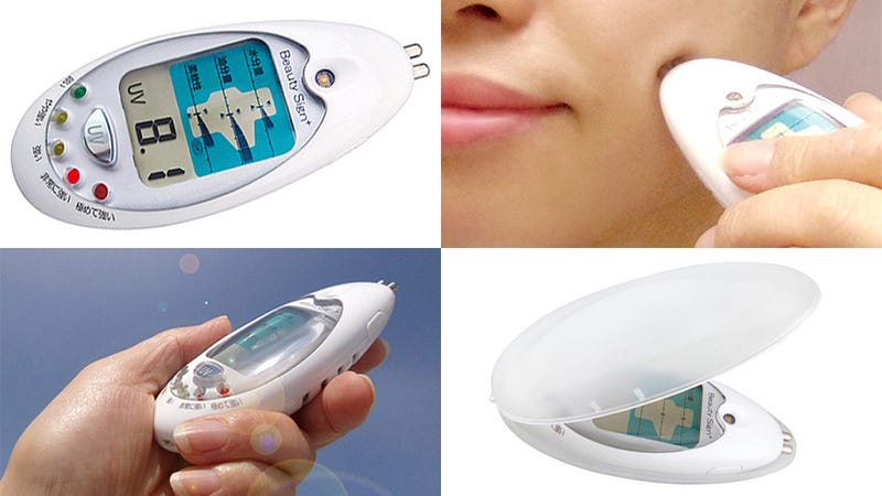 Know When It's Time To Retreat Indoors With This Sun and Skin Monitor