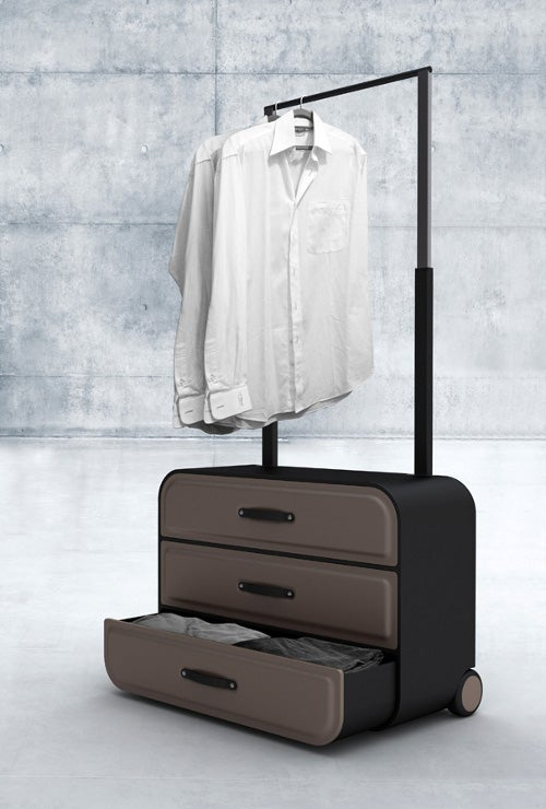 Enjoy Living Out of a Suitcase?
