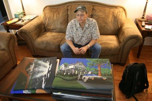 Robert Bleier: DeLorean Painter