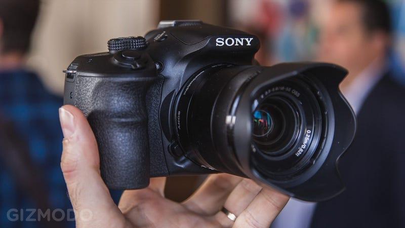 Sony A3000: The Cheapest Beginner DSLR Ever (Well, Sorta-DSLR)