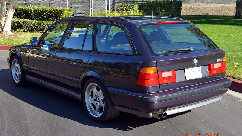 Buy This Not That: E34 M5 Touring Edition