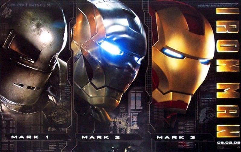Jon Favreau: Iron Man's Look Borrowed from Top Gun and Battlestar Galactica