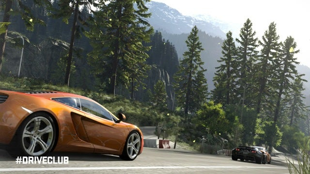 DriveClub Delayed, Won't Make the PS4 Launch in Japan