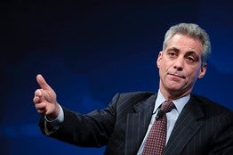 Rahm Emanuel and the Magical Obama Deniability