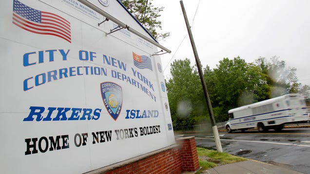 Rikers Island Is a Brutal Hellhole for Mentally Ill Inmates