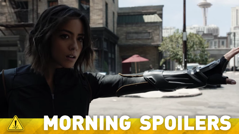 A Totally Insane Rumor Says Marvel Is Killing TheInhumansMovie