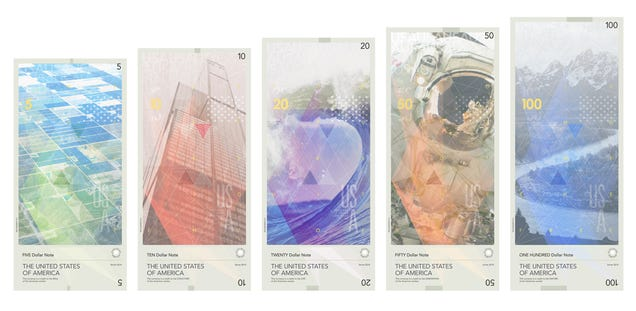 These Dollar Bill Concepts Are Better Than The Real Thing