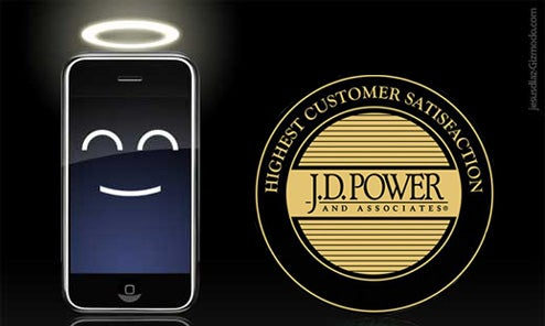 JD Power Ranks the iPhone Highest in Business Wireless Smartphone Satisfaction