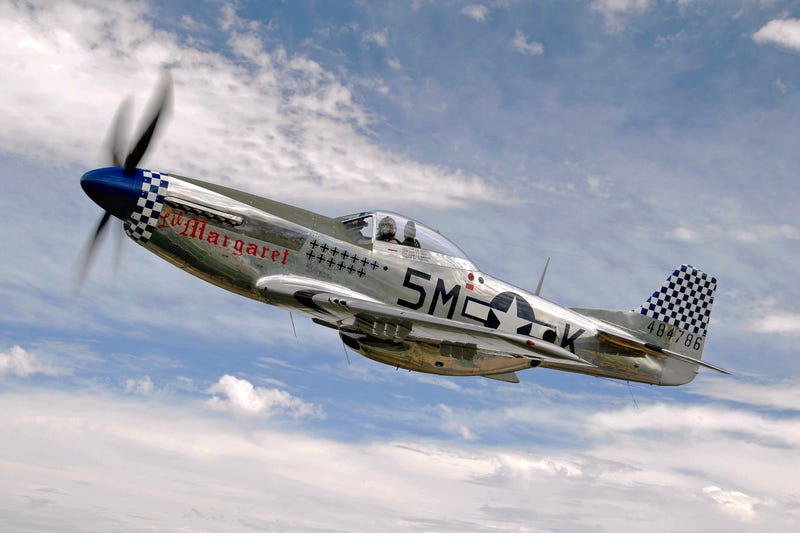 This Gorgeous Warbird Is More Phoenix Than Mustang