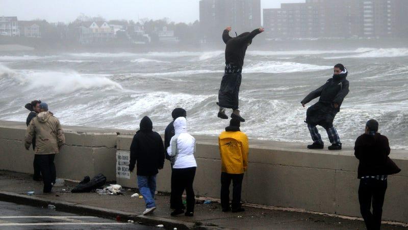 Your Hurricane Sandy Open Thread