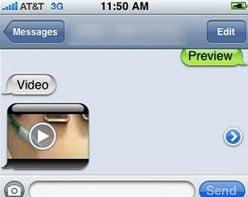 MMS Hits iPhones Friday Morning, Says AT&T