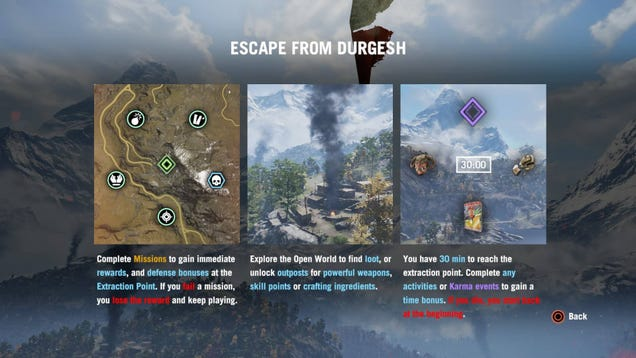 Far Cry 4'sNew DLCForces You to Grind Until You Die For No Good Reason