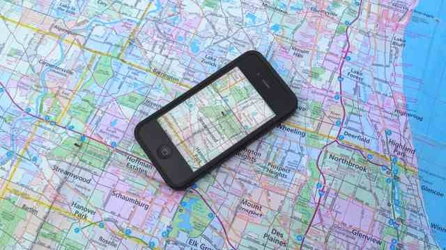 What Tech Do You Use to Navigate a New City?