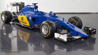 Sauber C34: Here It Is
