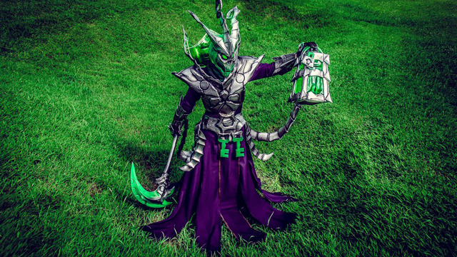 League of Legends Cosplay Is Out of This World