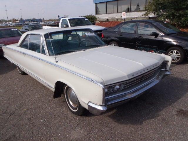 Think fast! 66 Chrysler for under $1500!