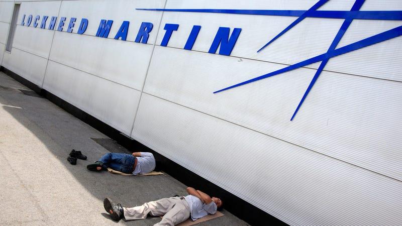 Lockheed Martin Victim of Hack Attack