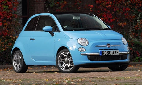 Fiat 500 Turbo or Abarth