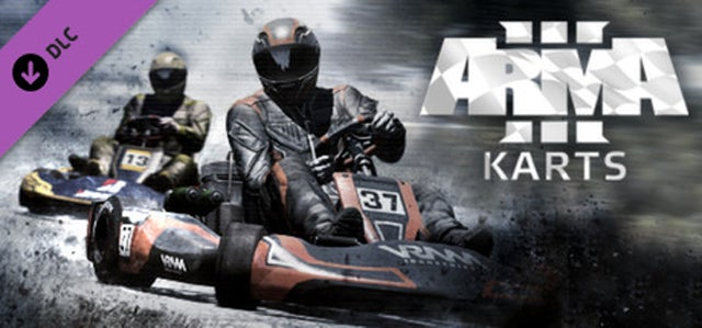 The Most Realistic Military Simulator Now Has... A Go Kart Mode