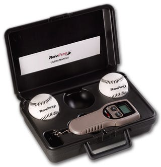 RevFire Baseball Pitching Trainer