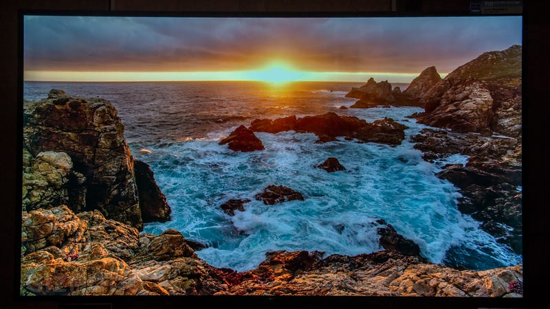 The Only Thing Bigger than Westinghouse's 110-Inch 4K Television Is its Price Tag