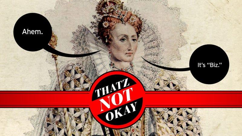 Thatz Not Okay: Biztch, Please; Recipes of the Dead