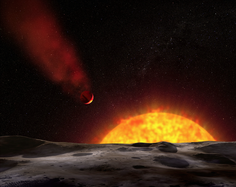 Scientists Discover the First Planet With a Tail