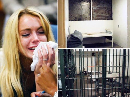 The Complete Guide to Lindsay Lohan's Incarceration