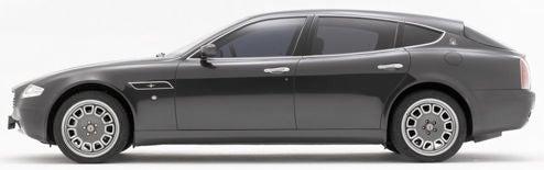 Maserati Bellagio, A Coachbuilt Quattroporte Wagon