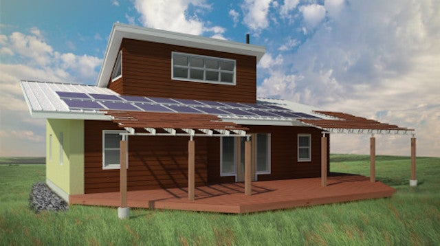 Why Brad Pitt's Nonprofit Is Building Homes for Native American Tribes