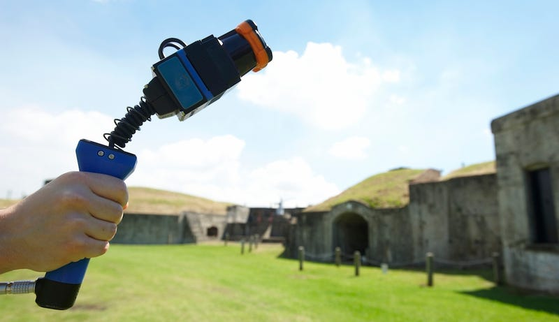 A Gadget Used to Scan the Tower of Pisa Is Helping Police Fight Crime
