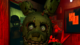 Surprise! <i>Five Night's At Freddy's 3</i>