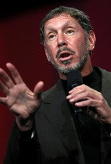 Larry Ellison Can't Be Bothered With the Facts