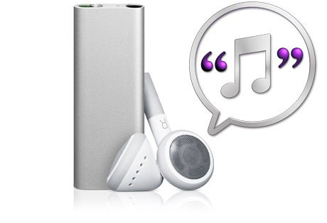 New iPod Shuffle Moves Buttons to Headphones, Adds Text to Speech